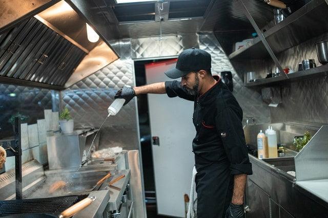 Food Truck Business Kitchen Equipment